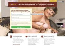 Oldie Dating und MILF Singlebörse. Die große Sexcommunity für willige, alte Damen, sexy ältere MILFs die auf der Suche nach geilen Männern & jungen geilen Hüpfern sind.